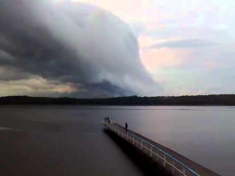 chmura Gołdap