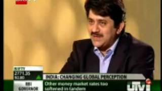 Mr. Yatin Shah, MD Precision Camshafts Pvt. Ltd. on UTVi Happy Hour ( Part - 2)