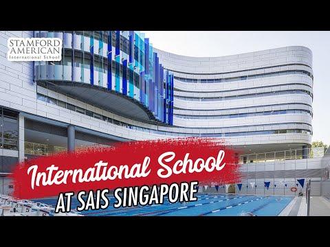 Stamford American International School Singapore