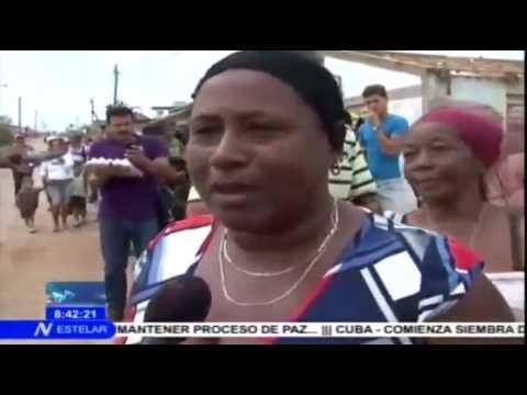 Cuba: Raúl Castro de recorrido por Maisí Versión Ampliada