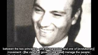Dr. Ali Shariati on Role of Leadership in West vs. Role of Leadership in Shi'ism [Eng Subs] 2017 Video