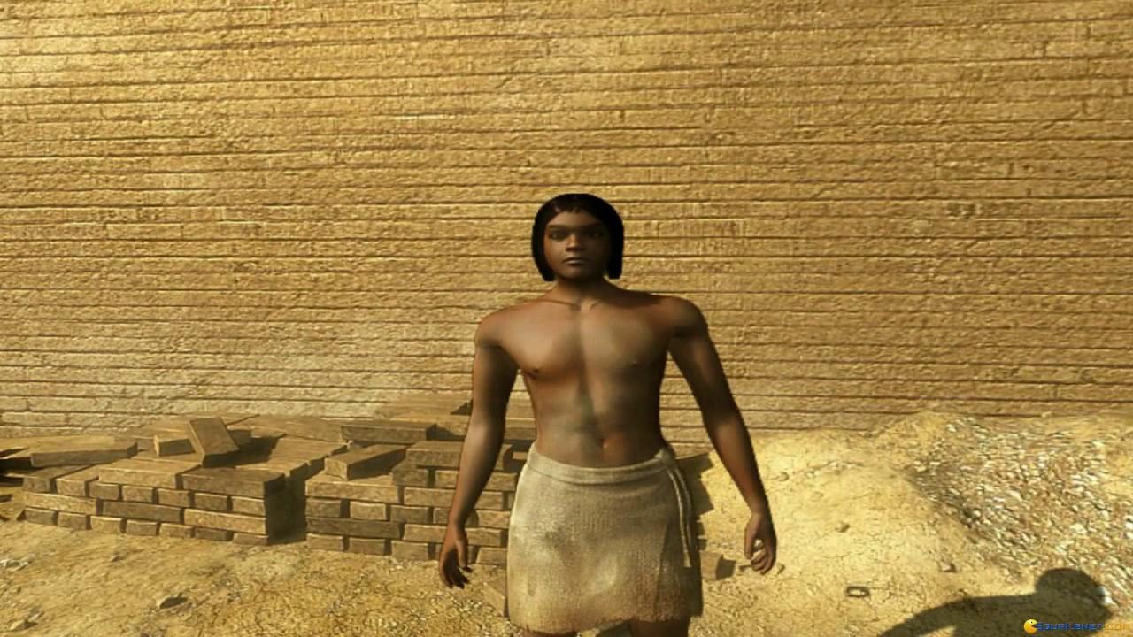 El mundo de los faraones en Egypt 3