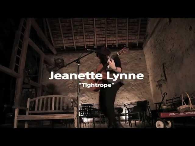 Jeanette Lynne Tightrope