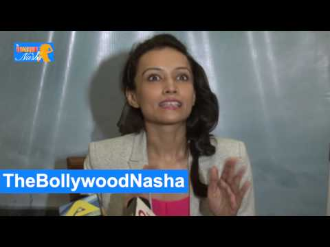 """Media Interaction With Dipannita Sharma For Film """"Take It Easy"""""""