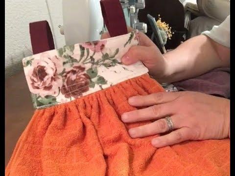 Kitchen Towel Dress -  Gift Idea
