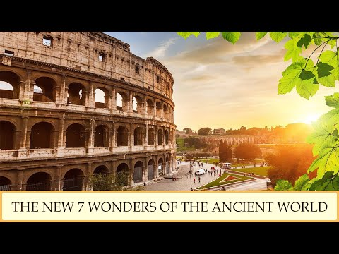 The New 7 Wonders of the Ancient World: The 14 Wonders of the Ancient World