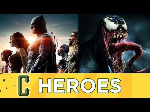Zack Snyder Exits Justice League, Tom Hardy to Star In Venom  - Collider Heroes