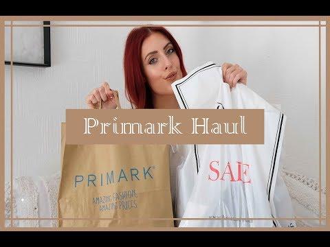 Primark Haul + Boux Avenue & New Look (TRY ON)