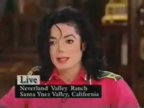 Michael Jackson Interview with oprah