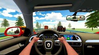 Traffic Racing In Car Driving : Free Racing Games - Android Gameplay screenshot 2