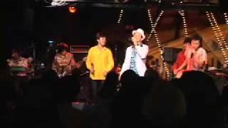 """2010年6月ダイナマイトポップス・ライブ「ちょいワル""""Dynamite Popsの夏..."""