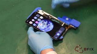 How to Refurbish iphone X XS XS MAX Screen glass only repair replacement How its done Bfix.co.uk