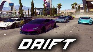 DRIFT MULTIPLAYER - Need for Speed Payback Drift Speedlist Multiplayer Gameplay