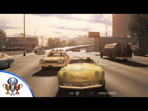 Mafia 3 - Wrecker Trophy and Achievement - Execute 10 Vehicle Takedowns