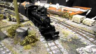 2012 Great Train Expo Del Mar - California South Coast Modular Group layout
