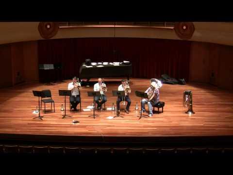 Shostakovich 5 Low Brass Excerpt, STS 2014