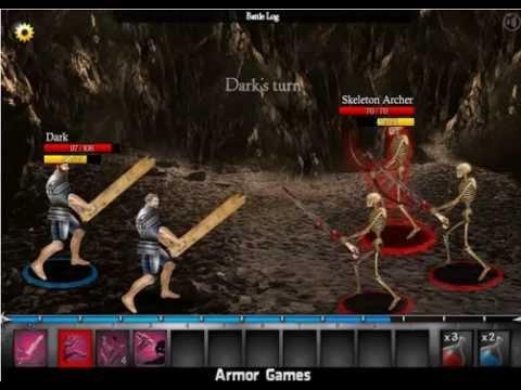 Прохождение игры Legend Of The Void Серия#2