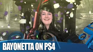Bayonetta on PS4 - 90 minutes of Gameplay!