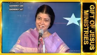 Man & Angel Special Message by Dr.Preetha Judson (12-06-15)