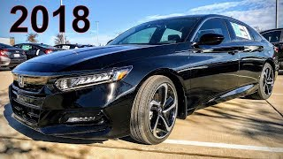 Honda Accord Sport 2018 | Start Up And Review