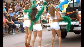 CARNAVAL AUTLAN 2016 Desfile Entierro del Mal Humor