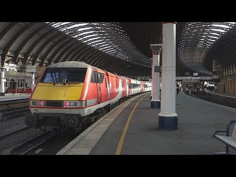 York Railway Station (03/4/2017)