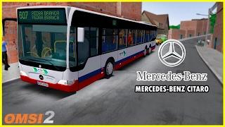 [OMSI 2] Mercedes Benz Citaro Facelift + G27 #OMSI2 #OMSI