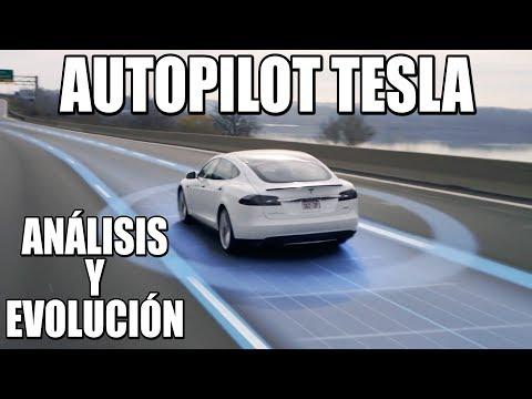 Evolución del AUTOPILOT Tesla: ¿están estancados?