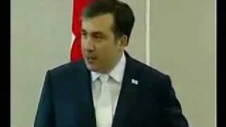 Саакашвили ясно обьяснил Путину!