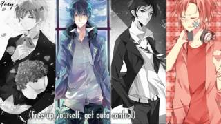「Nightcore」→ Faded / Cheap Thrills (Male Version) (Switching Vocals)    Mashup