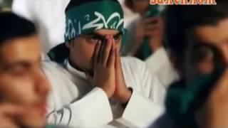 على وين ياسعودي...؟ فيديو كليب حزين بدون موسيقى