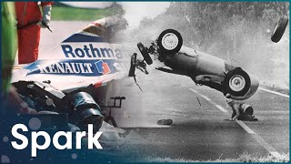 Behind Some Of The Worst Racing Crashes In History | The Ultimates: Racing | Spark