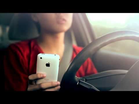 Text and Drive a PSA against texting and driving