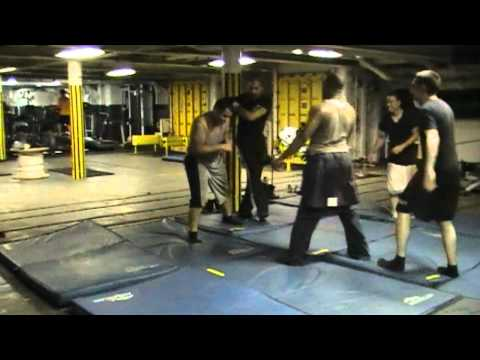 MCA*DLD MARTIAL ARTS TRAINING PART 3