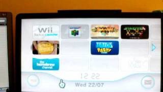 Wii VGA cable problems