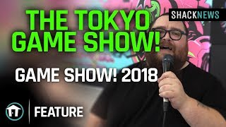 The Tokyo Game Show! Game Show! 2018
