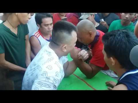 Arm Wrestling/Bunong Braso 2016 Noveleta Cavite