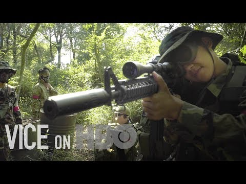 How Japan Is Rebuilding Its Military For The First Time Since WWII, Full Episode, VICE on HBO