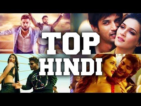 TOP 50 Hindi Songs 2017 (Top Bollywood Songs)