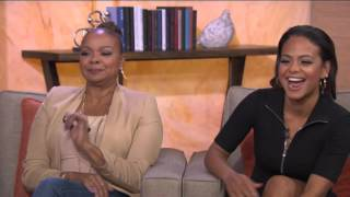 Christina Millian and mom Carmen turn up on Studio 11 LA