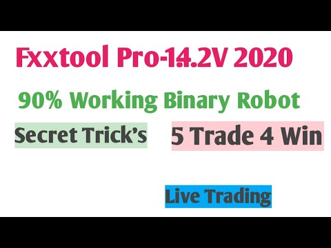 fxxtool-pro-1.4.2v-2020-90%-profitable-auto-trading-robot-with-live-trading-must-see