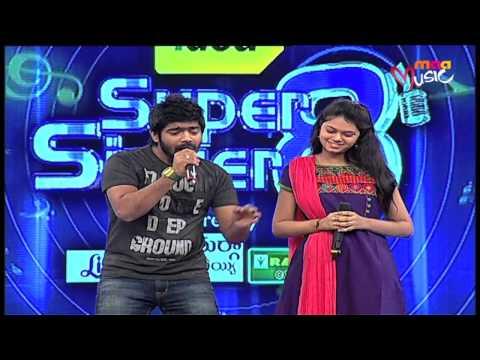 Super Singer 8 Episode 27 - Revanth and Ramya Performance