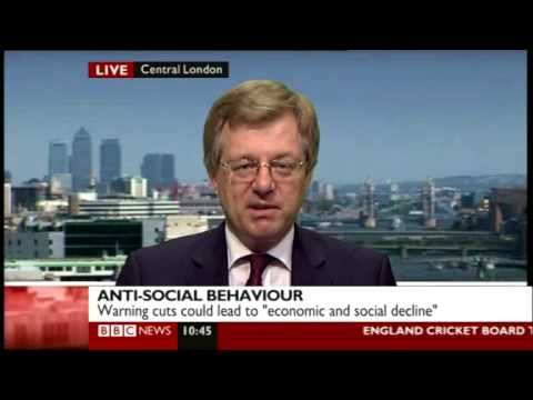BBC News: Anti Social Behaviour and the Reporting of Crime
