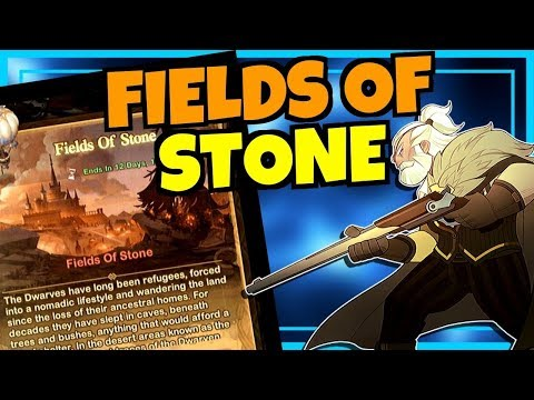 [AFK ARENA] FIELDS OF STONE FAST GUIDE - Voyage Of Wonders