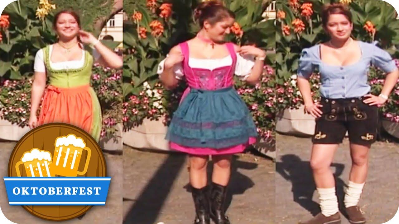 Das Wiesn Umstyling   Oktoberfest München - YouTube