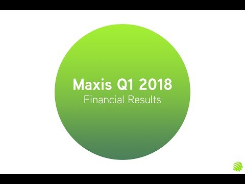 Maxis Q1 2018 Financial Results