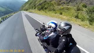 Грузия -  дорога странствий на мотоцикле