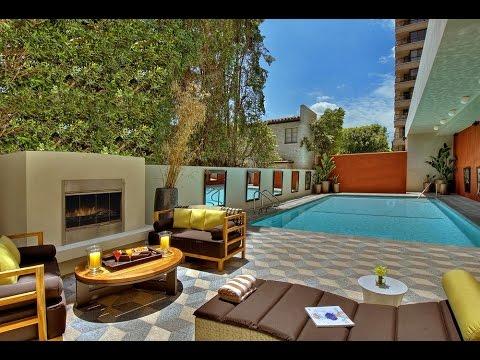 Kimpton Hotel Palomar Los Angeles Beverly Hills Los Angeles Hotels