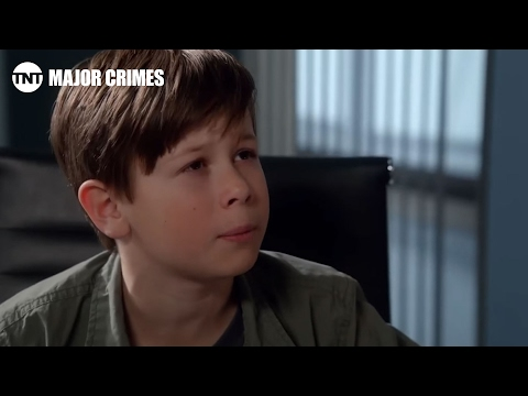 Major Crimes | Family Law - Babysitter | TNT