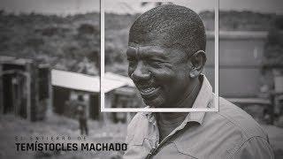 El entierro de Temístocles Machado | Historias